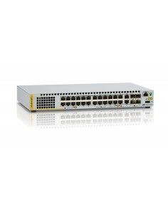 Allied Telesis AT-x310-26FT-50 Gigabit Ethernet (10/100/1000) 1U Harmaa Allied Telesis AT-X310-26FT-50 - 1