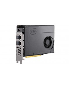 Intel BKNUC9VXQNB sulautettu tietokone 2.4 GHz Xeon E Intel BKNUC9VXQNB - 1