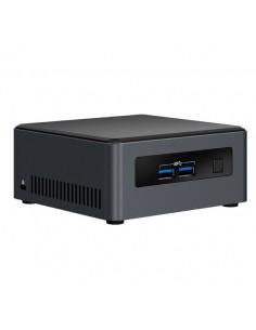 Intel NUC BLKNUC7I7DNHE barebone-tietokonerunko UCFF Musta BGA 1356 i7-8650U 1.9 GHz Intel BLKNUC7I7DNHE - 1