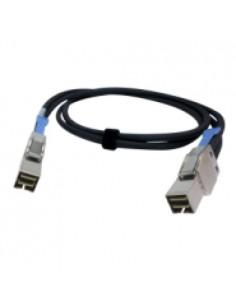 QNAP SFF-8644 1m Qnap CAB-SAS10M-8644 - 1