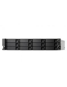 QNAP TS-1273U-RP NAS Rack (2U) Ethernet LAN Black, Grey RX-421ND Qnap TS-1273U-RP-8G - 1