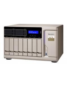 QNAP TS-1277 NAS Tower Nätverksansluten (Ethernet) Guld 1600 Qnap TS-1277-1600-8G - 1