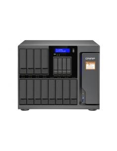 QNAP TS-1635AX NAS Skrivbord Nätverksansluten (Ethernet) Svart Qnap TS-1635AX-8G - 1