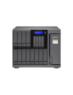 QNAP TS-1677X NAS Tower Ethernet LAN Musta 1700 Qnap TS-1677X-1700-16G - 1