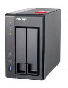 QNAP TS-251+ NAS Tower Nätverksansluten (Ethernet) Grå J1900 Qnap TS-251+-2G - 1