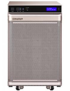 QNAP TS-2888X-W2123-32G NAS- & lagringsservrar Tower Nätverksansluten (Ethernet) Silver W-2123 Qnap TS-2888X-W2123-32G - 1
