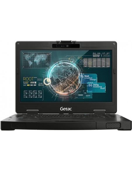 """Getac S410 G3 Kannettava tietokone 35.6 cm (14"""") 8. sukupolven Intel® Core™ i7 16 GB DDR4-SDRAM 512 SSD Wi-Fi 5 (802.11ac) Getac"""
