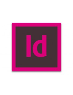 Adobe InDesign CC 1 lisenssi(t) Englanti Adobe 65276860BB02A12 - 1