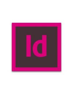 Adobe InDesign CC 1 lisenssi(t) Monikielinen Adobe 65276863BB01A12 - 1
