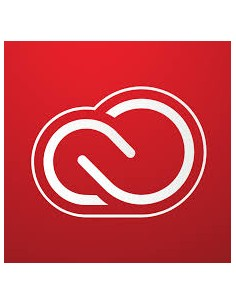Adobe Creative Cloud 1 lisenssi(t) Uusiminen Monikielinen Adobe 65297759BA01A12 - 1