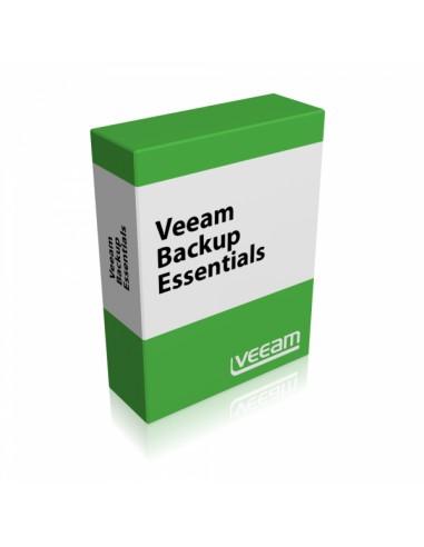 Veeam Backup Essentials 1 lisenssi(t) Veeam P-ESSENT-0V-SU3YP-00 - 1