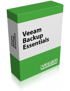 Veeam Backup Essentials Veeam P-ESSENT-VS-P0000-U6 - 1