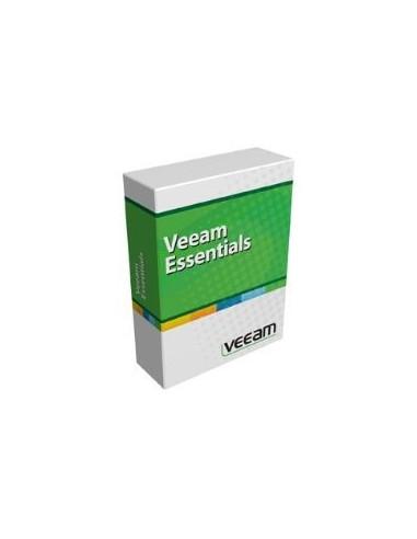 Veeam Backup Essentials Standard for Hyper-V Engelska Veeam P-ESSSTD-HS-P0000-00 - 1