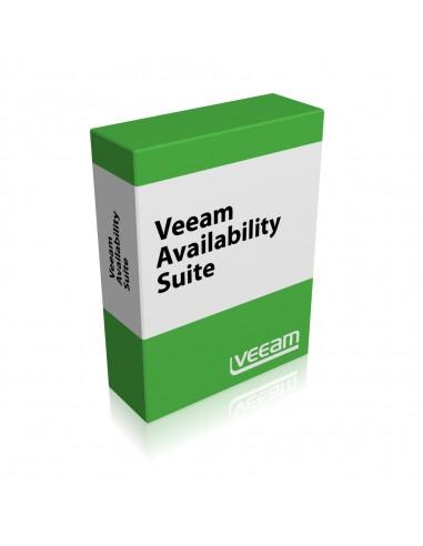 Veeam P-VASPLS-VS-P0000-00 programlicenser/uppgraderingar 1 licens/-er Veeam P-VASPLS-VS-P0000-00 - 1