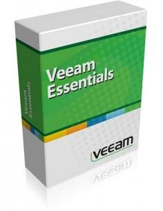 Veeam Essentials Standard 1 licens/-er Förnyande Engelska Veeam V-ESSSTD-VS-P0PAR-00 - 1
