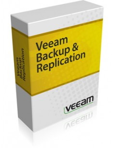 Veeam Backup & Replication Standard for VMware Päivitys Englanti Veeam V-VBRSTD-VS-P0000-U7 - 1