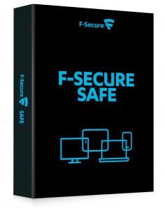 F-SECURE SAFE Täysi lisenssi 2 vuosi/vuosia Monikielinen F-secure FCFXBR2N010E1 - 1