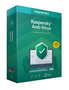 Kaspersky Lab Anti-Virus 2020 Peruslisenssi 1 lisenssi(t) Kaspersky KL1171G5AFR-20FFP - 1