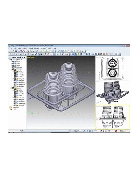 Corel Designer Technical Suite X4, 26-60u, Multi Corel LCCDTSX4MLPCC - 3