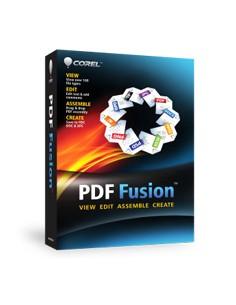 Corel PDF Fusion, 121-250u, MLNG Corel LCCPDFF1MLE - 1