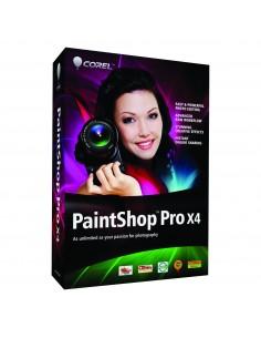 Corel PaintShop Pro X4, 2Y, 1-10u, ML Monikielinen Corel LCPSPMLMNT2A - 1