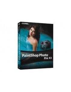 Corel PaintShop Photo Pro X3, 2501-5000u, 1Y, Multi Saksa, Hollanti, Englanti, Espanja, Suomi, Ranska, Italia, Puola, Ruotsi Cor