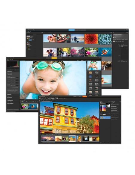Corel PaintShop Pro X9 Education Edition License (1-4) Saksa, Hollanti, Englanti, Espanja, Ranska, Italia Corel LCPSPX9MLA1 - 9