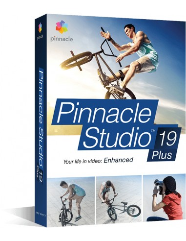 Corel Pinnacle Studio 19.5 Plus Monikielinen Corel LCST19PLML2 - 1
