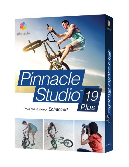 Corel Pinnacle Studio 19.5 Plus Monikielinen Corel LCST19PLML2 - 2