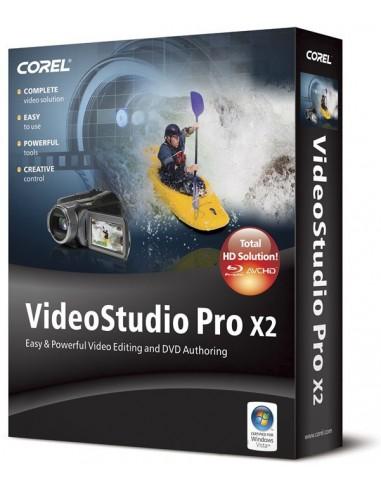 Corel VideoStudio Pro X2, WIN, 26-60u, MLNG Corel LCVSPRX2MLC - 1