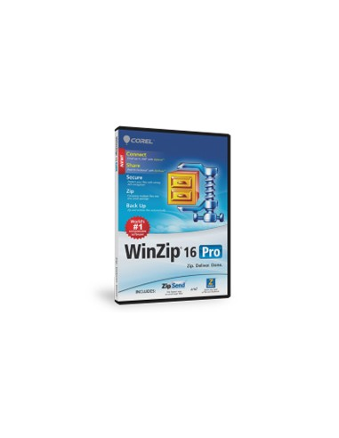 Corel WinZip 16 Pro, 25000-49999u Corel LCWZ16PROMLL - 1