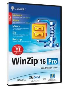 Corel WinZip 16 Pro, Win, 10000-24999u, UPG, ML Corel LCWZ16PROMLUGK - 1