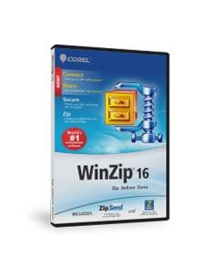 Corel WinZip 16 Standard, 1000-1999u Corel LCWZ16STDMLH - 1