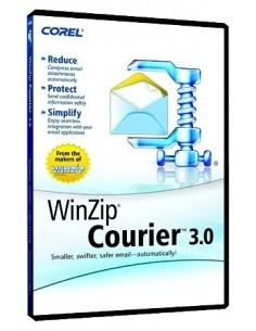 Corel WinZip Courier 3.0, 100-199U, EN sähköpostiohjelma Corel LCWZCO3ENE - 1