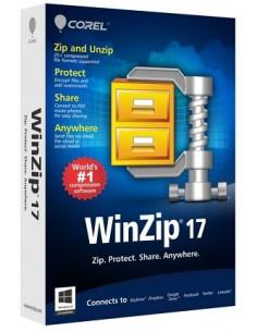 Corel WinZip 17. 1Y, 50 - 99U, EDU Corel LCWZSTDMLMNT1AD - 1