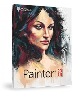 Corel Painter 2018 Corel PTR2018MLDP - 1