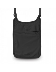 Pacsafe Coversafe S75 wallet Female Nylon, Spandex Black Pacsafe 10125100 - 1