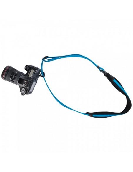 Pacsafe Carrysafe 150 hihna Digitaalikamera Neopreeninen, Polypropeeni (PP) Sininen Pacsafe 15281616 - 2