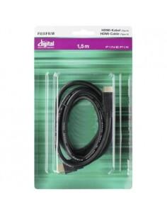 Fujifilm HDMI 1.5 m HDMI-kaapeli HDMI-tyyppi A (vakio) Musta Fujifilm 04003556 - 1