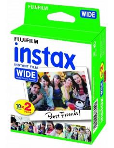 Fujifilm Instax Wide film instant picture 108 x 86 mm 20 pc(s) Fujifilm 16385995 - 1