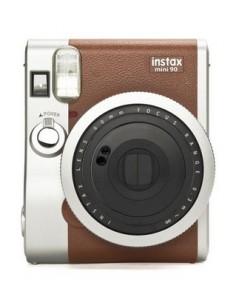 Fujifilm instax mini 90 NEO CLASSIC 62 x 46 mm Ruskea, Ruostumaton teräs Fujifilm 16423981 - 1