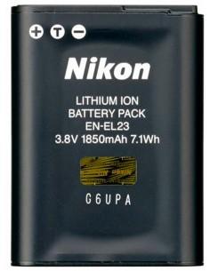 Nikon EN-EL23 Lithium-Ion (Li-Ion) 1850 mAh Nikon VFB11702 - 1