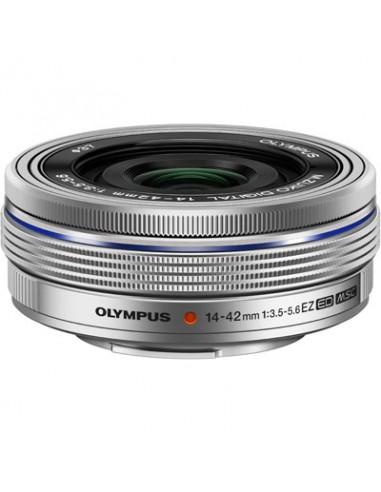 Olympus M.ZUIKO DIGITAL ED 14‑42mm 1:3.5‑5.6 EZ Hopea Olympus V314070SE000 - 1