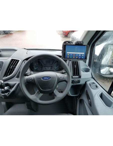 Gamber-Johnson 7170-0612-00 mobile device dock station Tablet Black Gjohnson 7170-0612-00 - 10