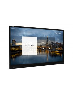 "Avocor F6550 165.1 cm (65"") LED 4K Ultra HD Touchscreen Interactive flat panel Black Avocor F-6550 - 1"
