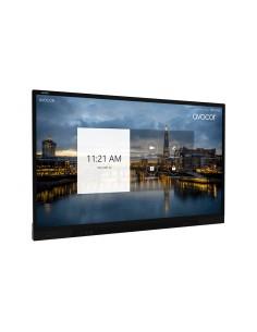 """Avocor F6550 165.1 cm (65"""") LED 4K Ultra HD Kosketusnäyttö Interaktiivinen litteä paneeli Musta Avocor F-6550 - 1"""
