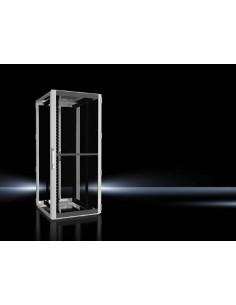 Rittal 5505.110 rack cabinet 38U Freestanding Black, Gray Rittal 5505110 - 1
