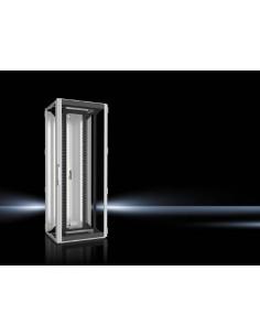 Rittal 5506.141 rack cabinet 42U Freestanding Black, Gray Rittal 5506141 - 1