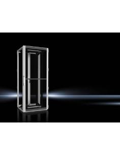 Rittal 5506.181 rack cabinet 42U Freestanding Black, Gray Rittal 5506181 - 1