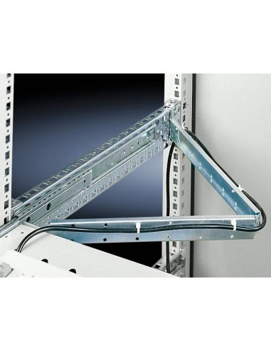 Rittal DK 7163.500 Cable management panel Rittal 7163500 - 1